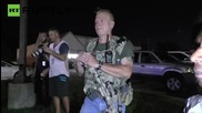'Oathkeepers' Armed with Assault Rifles Turn Up at Ferguson Protest