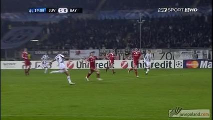 Ювентус 1 - 4 Байерн Мюнхен - Трезеге