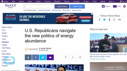 GOP Navigates the New Politics of Energy Abundance