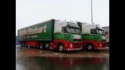 Eddie Stobart Ltd Spedition