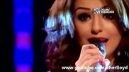 Прекрасна ! ! ! Cher Lloyd - Want U Back (acoustic) @ Mtv Live Sessions