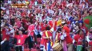 Wc Южна Корея - Гърция 1:0 - Първия гол