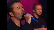 George Michael - Father Figure Live Nbc