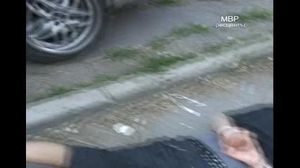 Мвр арест - казвай бързо, че много ще боли, скандално видео