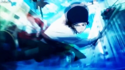 K Project/airgear Amv - Club To Pack