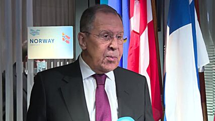 Norway: Russia-NATO relations are not 'catastrophic' but simply non-existent - Lavrov