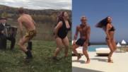 Браво на Руснаците танцуват супер :d