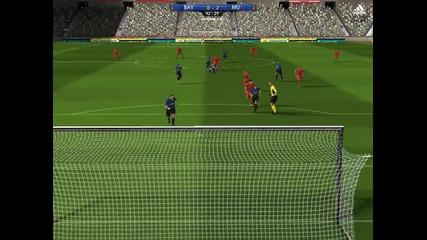 Fifa Online 2 - ep.1 Manchester United vs Bayern Munich (lazar11 vs letsplaytogeth)