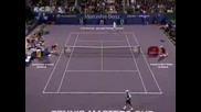 Masters Cup 2004 : Федерер - Хюит | Част 1/2