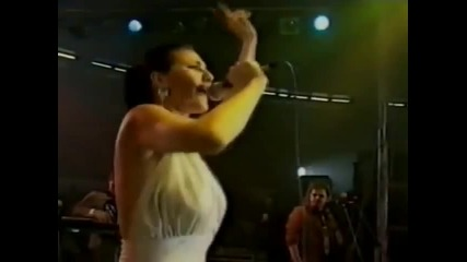 Ceca - Babaroga - (LIVE) - Poselo 202 - (TV RTB 1991)