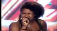 X Factor Bulgaria -16 year old - Big Talent Preya Osasey 13.