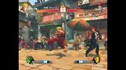 Street Fighter Iv on Geforce 8600gt
