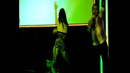 "Paula & Vali G-in Club ""club Mega Dance Sofia """