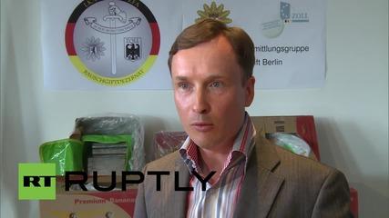 Германия: Над 300кг кокаин намерени в акция на берлинската полиция