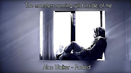 Alan Walker - Faded Lyrics Video