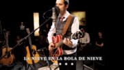 Jorge Drexler - La nieve en la bola de nieve (Оfficial video)