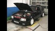 Старата школа на Opel истинска бегачка ! 2.016v turbo