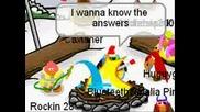 Linkin Park Runaway Club Penguin