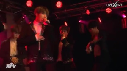 Live Bts - Save Me The Secret Show Jbtv