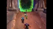 Wow - Алианса Camp - Ва The Dark Portal