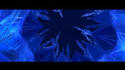 Бг. Превод! Hyorin - Let it go (frozen)