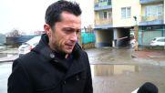 Христо Янев Поднесе Празничен Пакет на Тодорка