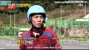 [ Eng Subs ] Running Man - Ep. 169 (with Joo Sang Wook and Yang Dong Geun) - 1/2