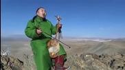 Монголска фолк песен