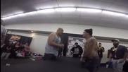 Американско състезание по удряне на шамари!