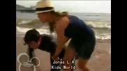 Джонас Лос Анджелис |jonas L.a.| сезон 2 епизод 2 (бг аудио) //джонас Брадърс//