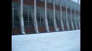 Емо Прави Дрифт Зад Стадиона В Стз - 2