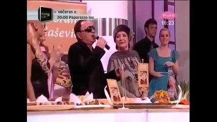 Mile Kitic - Hej vi hitri bijeli dani - (LIVE) - (Tv Pink)