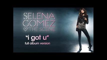Selena Gomez and The Scene - I got you
