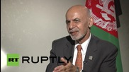 Russia: Afghanistan's Ghani hails emergence of a Eurasian continental economy