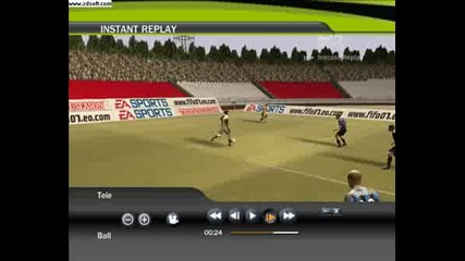 Fifa Странична Ножица