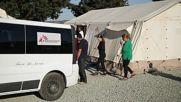 Greece: Refugee dies of injuries after being hit by police van - reports