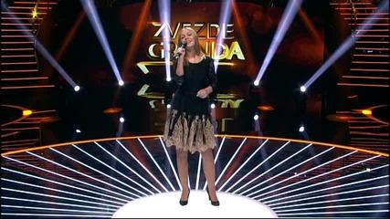 Biljana Markovic - Kako da se pomirim sa tim (live) - ZG 2014 15 - 27.12.2014. EM 15.
