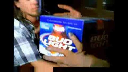 Яка реклама на бира с извънземни