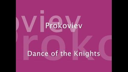 Prokofiev - Dance of the Knights