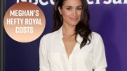Meghan Markle's half a million dollar dress