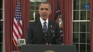 """Обама обеща да преследва """"разпространителите на тероризма във всяка страна"""""""