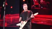 Metallica - Whiplash Metontour // Shanghai China 2017