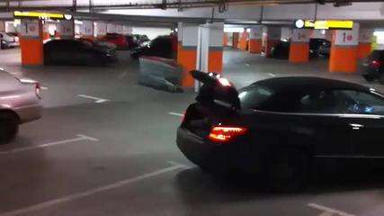 Последен модел сензор за паркиране