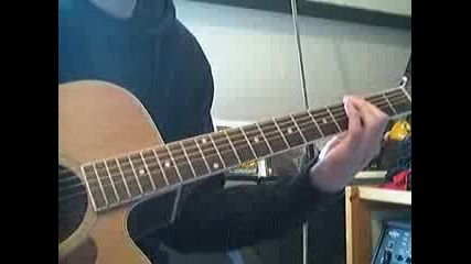 [cover] Three Days Grace - Over And Over