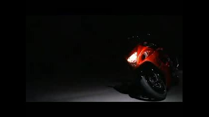 Suzuki Hayabusa 2008