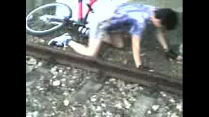Опит За Скок С Bike