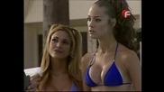 Ева Кара Патрисио Да Изгони Кике, Разправията на Ева със сестра и