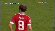 30.09.15 Манчестър Юнайтед - Волфсбург 2:1 *шампионска лига*