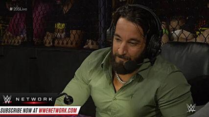 Curt Stallion vs. Ariya Daivari: 205 Live, Oct. 30, 2020