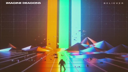 Imagine Dragons - Believer [ Audio ] 2017